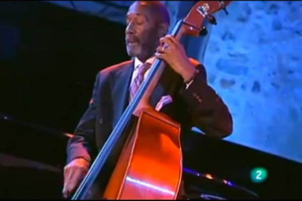 Ron Carter Trio: The Golden Striker