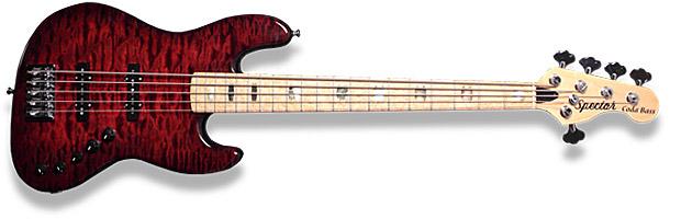 Spector Coda-5 Deluxe Bass
