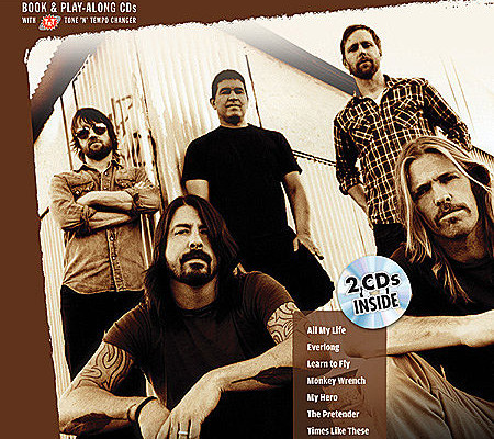 Foo Fighters: Ultimate Bass Play-Along