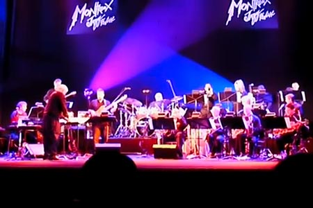 Jaco Pastorius Big Band: Invitation Live Featuring Damian Erskine and Peter Erskine