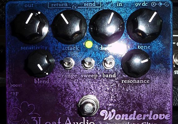 3Leaf Audio Unveils Wonderlove Envelope Filter