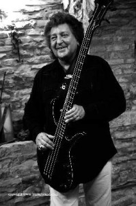 Bob Daisley with Black Beauty Signature Bass