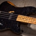 Fender Custom Shop Introduces Dusty Hill Signature Precision Bass