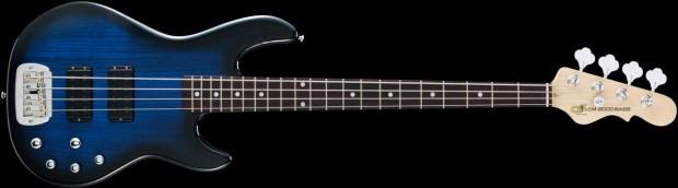 G&L Tribute Series M-2000 Blueburst Bass