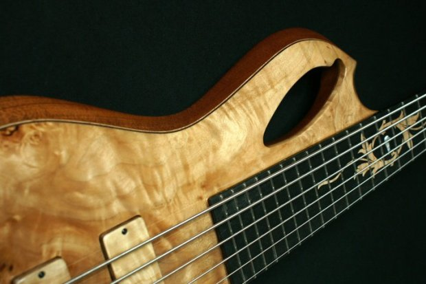 Aries Senes Bass - upper horn