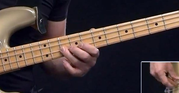 """Lick Library Releases """"Learn To Play Rock Basslines"""" DVD"""