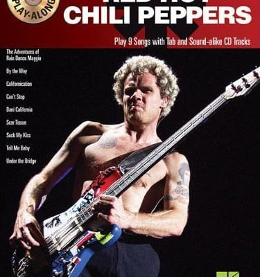 Red Hot Chili Peppers: Bass Play-Along