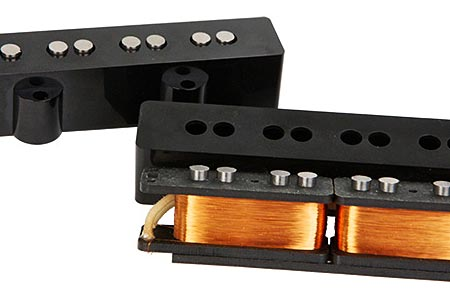 Aguilar Introduces Hum-Canceling J-Style Bass Series Pickups