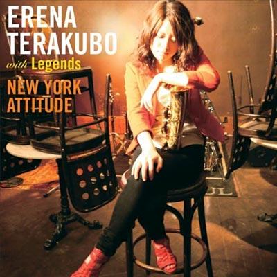 "Erena Terakubo Releases ""New York Attitude"", Featuring Ron Carter"