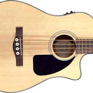Fender Introduces CB-100CE Acoustic Bass Guitar