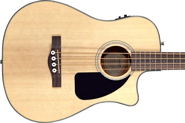 Fender Introduces CB-100CE Acoustic Bass Guitar