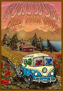 Furthur Fall Tour 2012