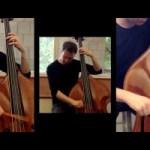 """Craig Butterfield: Bass Quartet Arrangement of Frank Zappa's """"Peaches En Regalia"""""""