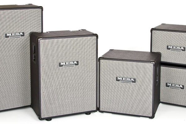 Mesa Boogie Introduces Traditional Powerhouse Bass Cabinets