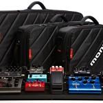 Mono Cases Introduces M80 Pedalboard Case Line