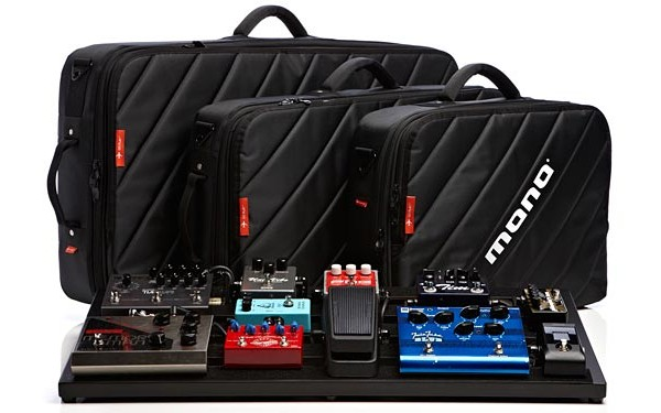 Mono Cases Introduces M80 Pedalboard Case Line