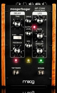 Moog MF-104M Analog Delay Pedal
