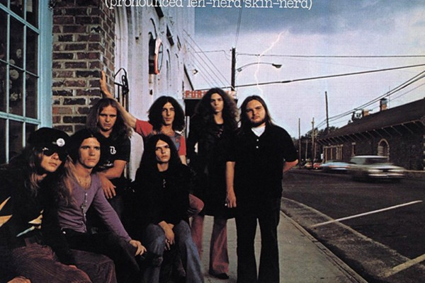 "Lynyrd Skynyrd's ""Free Bird"": Isolated Bass & Drums"