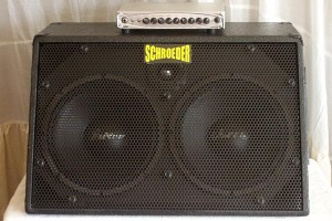 Schroeder Cabinets Pyramid Bass Cabinets