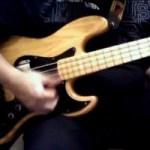 "Darrell Craig Harris: ""Come Together"" Funky Bass Jam"