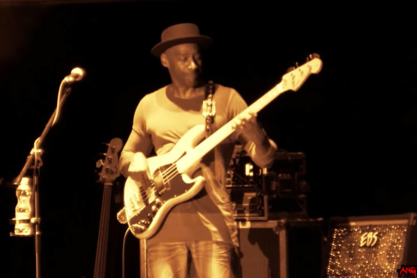 "Marcus Miller Band: ""Slippin' Into Darkness"", Live at the Thanks Jimi Festival"