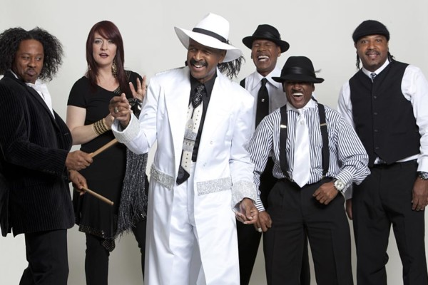 "Larry Graham and Graham Central Station Return with New Album, ""Raise Up"""