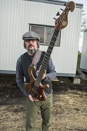 Les Claypool Personal Pachyderm Prototype Bass