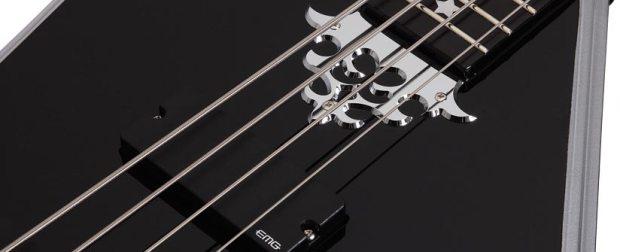 Schecter Guitars Sean Yseult Signature Casket Bass Pickups