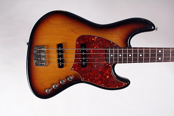 De Gier BeBop Bass - body