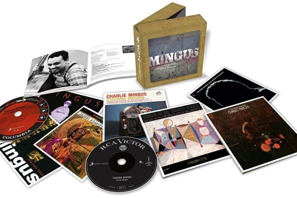 Columbia Releases Mingus Collection