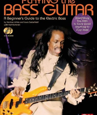 "Verdine White's ""Playing the Bass Guitar"" Re-released"