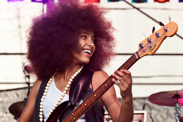 """Esperanza Spalding with The Roots: Live Performance of Weather Report's """"Predator"""""""