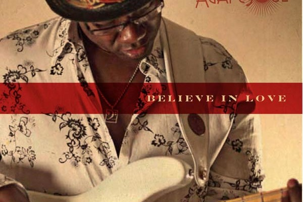 "Darryl Anders and AgapéSoul Release ""Believe in Love"""