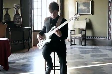 Simone Masina Solo Bass: Prelude from Cello Suite No.1 in G Major