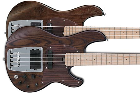Ibanez Introduces ATK Premium Basses