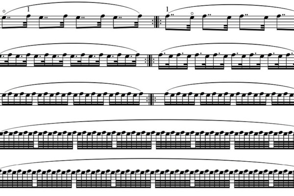 Trill Exercises for Bassists