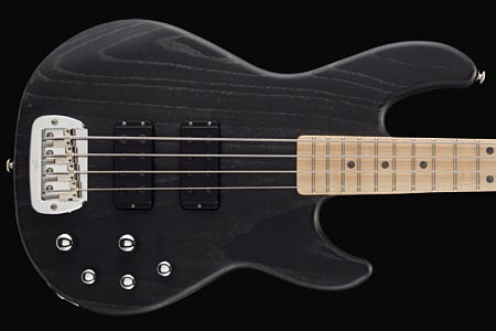G&L Unveils Black Ice Collection Basses