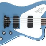 Gibson Introduces Thunderbird Studio Non-Reverse Bass