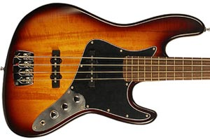Sandberg Introduces Electra TT4 Bass Guitar
