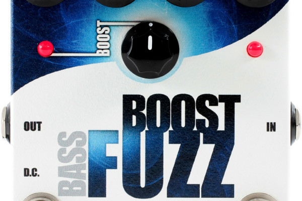 Gear Review: Tech 21 Bass Boost Fuzz Pedal