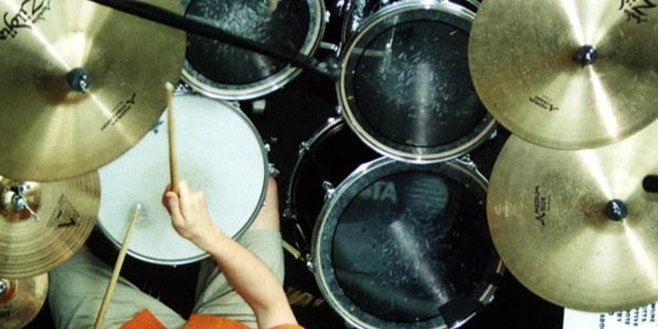 Play Other Instruments! Such as… Drums