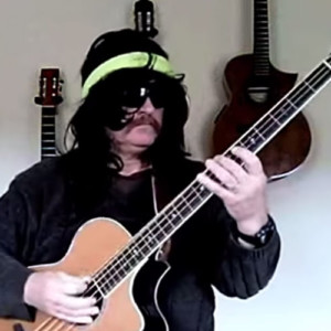 """Howie Waldman: """"The Addams Family"""" Theme All-Bass Cover"""