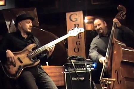 Marco Panascia & Dario Deidda: Jazz Bass Duet