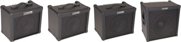 Kinsman Bass Amplification Line