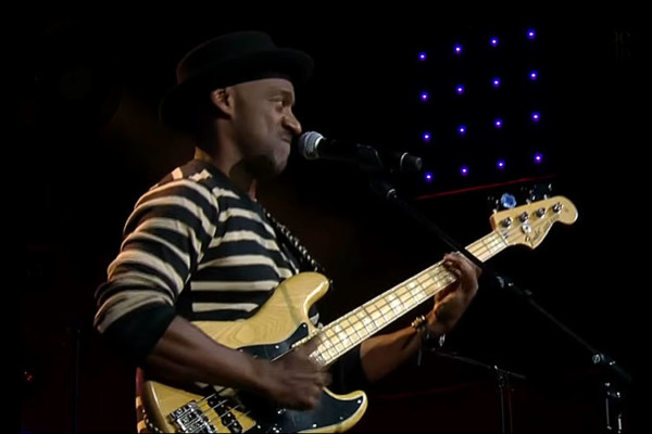 "Marcus Miller: ""Detroit"" Live at Jazz in Marciac"
