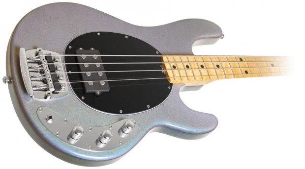 Ernie Ball/Music Man Unveils Sledge Bass closeup