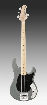 Ernie Ball/Music Man Unveils Sledge Sabre Bass