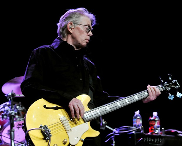 Jack Casady with signature bass