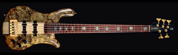 Spector NS-5 USA Neck Thru Bass