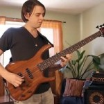 "Evan Marien: ""Lights"" Cover Tune for Solo Loop Bass"